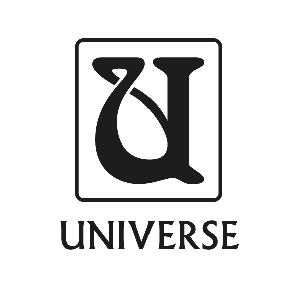 Unicorn Press Group: Universe logo