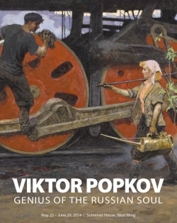 Jacket Image for the Title Viktor Popkov