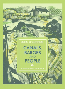 Jacket Image For: Canals, Barges and People