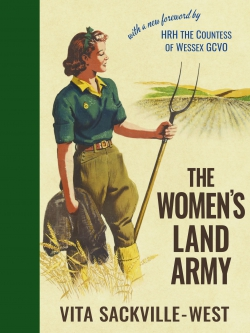 Jacket Image for the Title The Women's Land Army