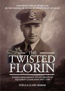 Jacket Image for the Title The Twisted Florin