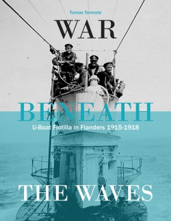 Jacket Image for the Title War Beneath the Waves