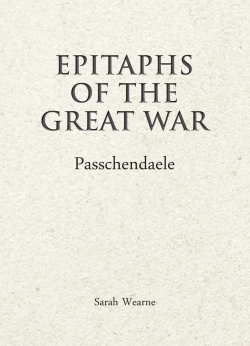 Jacket Image For: Epitaphs of The Great War: Passchendaele