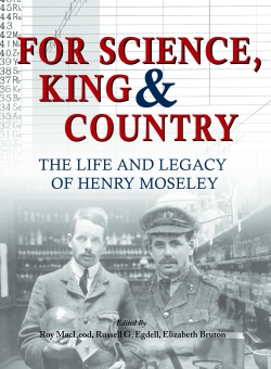 Jacket image for For Science, King and Country