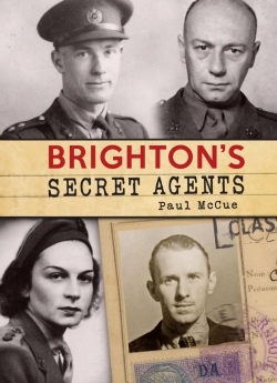 Jacket Image for the Title Brighton's Secret Agents