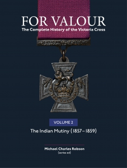 Jacket Image For: For Valour The Complete History of The Victoria Cross Volume Two