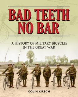 Jacket Image for the Title Bad Teeth No Bar