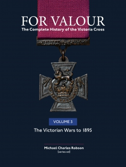 Jacket Image For: For Valour The Complete History of The Victoria Cross Volume Three