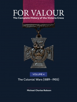 Jacket Image For: For Valour The Complete History of The Victoria Cross Volume Four