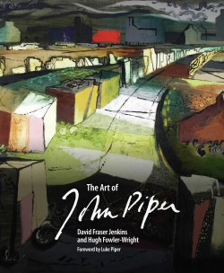 Jacket Image For: The Art of John Piper