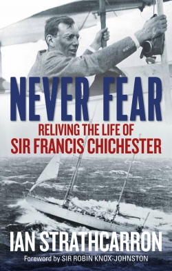 Jacket Image For: Never Fear