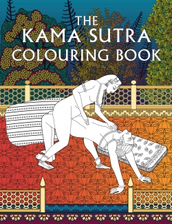 Jacket Image for the Title The Kama Sutra Colouring Book
