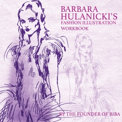 Jacket Image for the Title Barbara Hulanicki's Fashion Illustration Workbook