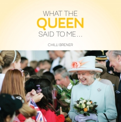 Jacket Image For: What The Queen Said to Me ...