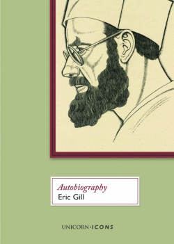 Jacket image for Eric Gill Autobiography