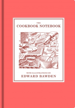 Jacket Image for the Title The Cookbook Notebook