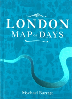 Jacket Image for the Title London Map of Days