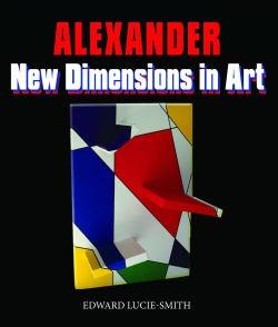 Jacket Image for the Title New Dimensions in Art