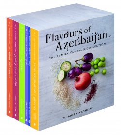 Jacket Image For: Flavours of Azerbaijan