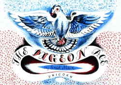 Jacket Image for the Title The Pigeon Ace