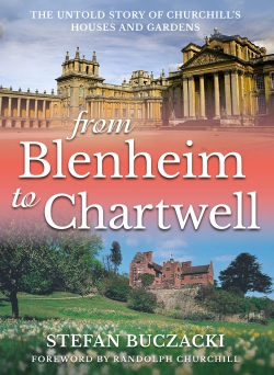 Jacket image for From Blenheim to Chartwell