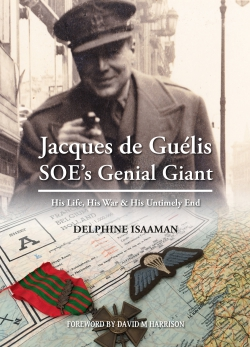 Jacket Image for the Title Jacques de Guélis SOE's Genial Giant
