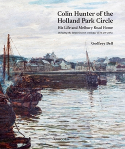 Jacket Image for the Title Colin Hunter of the Holland Park Circle
