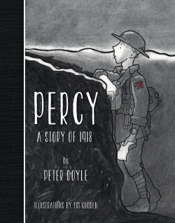 Jacket Image for the Title Percy A Story of 1918